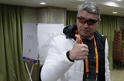 Слабовидящий спортсмен из Норильска завоевал бронзу Паралимпиады