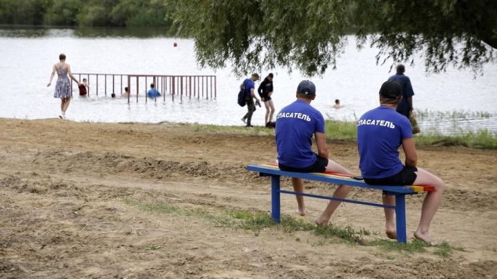 В Кургане пляжи проверил санитарный патруль