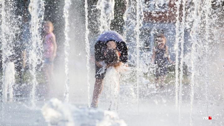 Угроза ЧС и массового перегрева: на Ярославль обрушится экстремальная жара