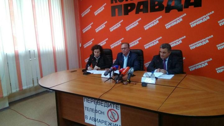 «Это заказное дело»: красноярские депутаты заступились за обвиненного в откатах чиновника