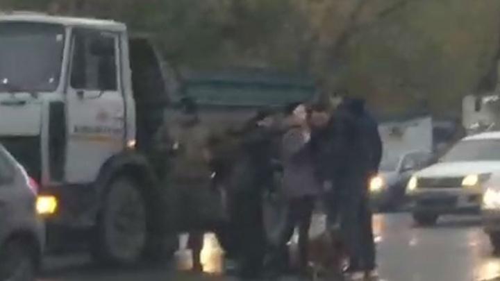 """«Девочка шла по """"зебре"""" на зелёный»: стали известны подробности ДТП на Копейском шоссе"""
