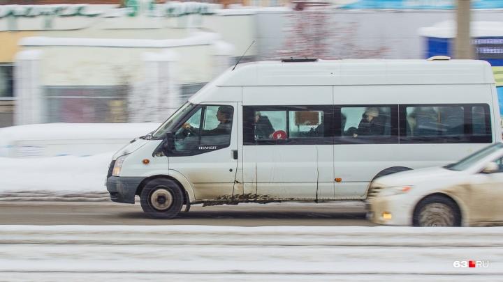 Самарскому перевозчику, который закрыл маршруты №1к и 210, выставили штраф