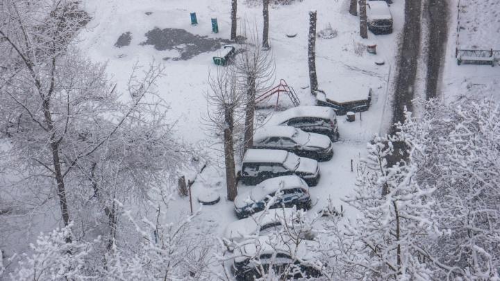 Госавтоинспекция предупредила омичей о плохой погоде — увеличился шанс попасть в ДТП