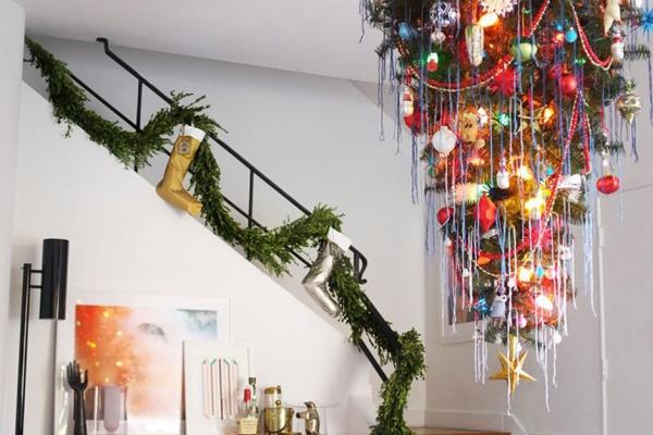 Новогоднее украшение дома: советы флориста