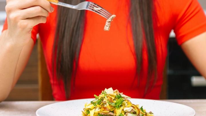 Узбекский салат «Малика»: съесть и не потолстеть