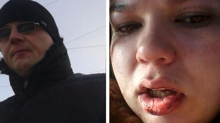 В Екатеринбурге будут судить мужчину, который ударил курившую на остановке девушку