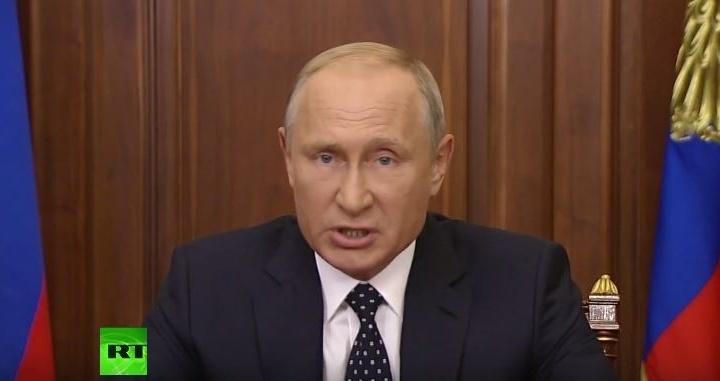 «Путин это сделал под давлением»: известные волгоградцы об обращении президента к народу