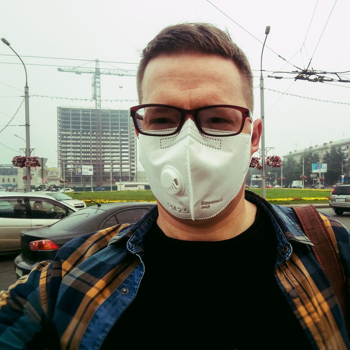 Сейчас маска — самое необходимое, тут уже и спорить не о чем
