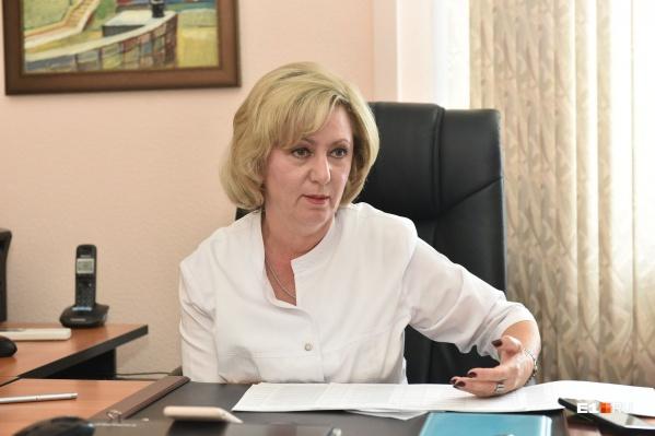 Елена Николаевна — гастроэнтеролог с более чем 30-летним стажем<br><br>