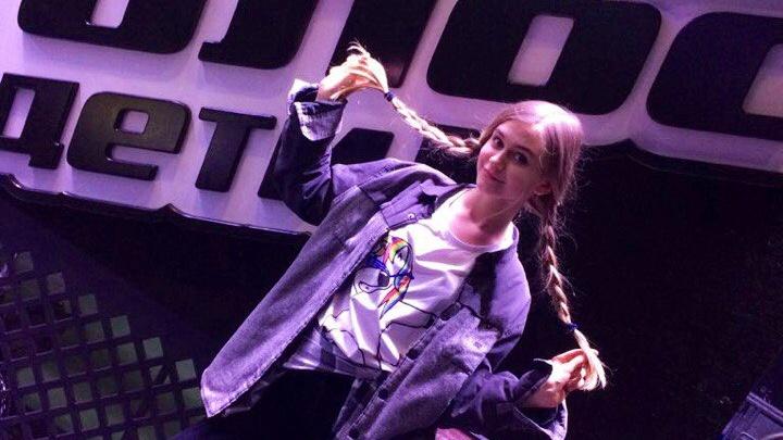 13-летняя певица из Новосибирска прошла в шоу «Голос.Дети»