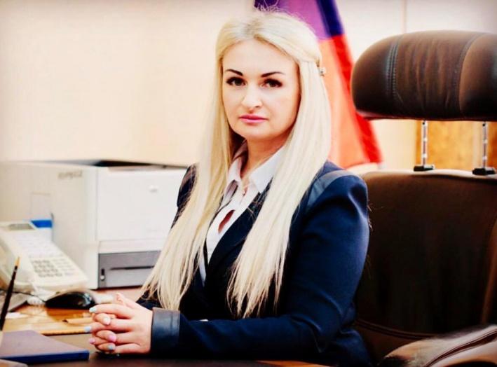 Директор департамента государственной службы занятости населения Ярославской области Лаура Зудина