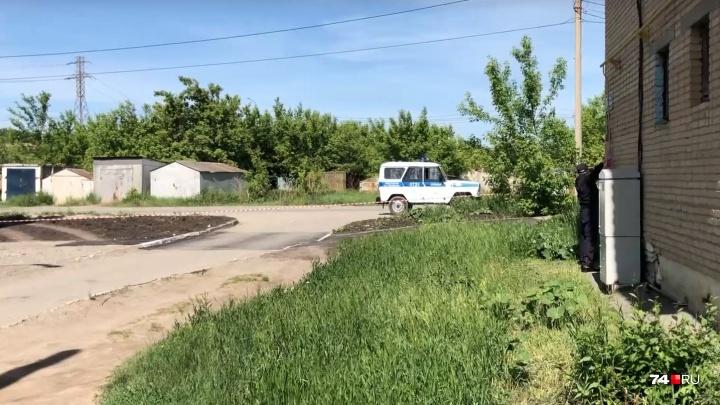 Лежал возле подвала: в Челябинскеиз-за пакета с гранатой оцепилижилой дом