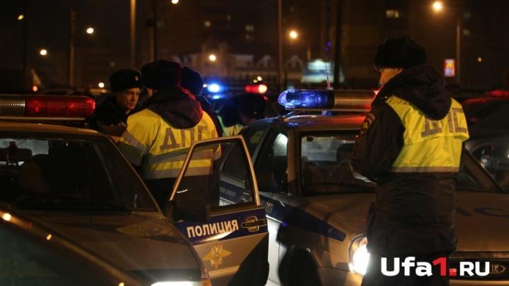 На трассе в Башкирии водитель сбил насмерть женщину и скрылся с места ДТП