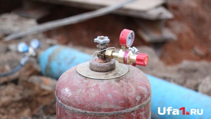 Десятки домов остались без воды: коммунальная авария в Уфе