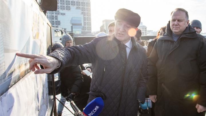 «Людям свойственны сомнения»: полпреда Путина заверили, что вовремя сдадут челябинский конгресс-холл