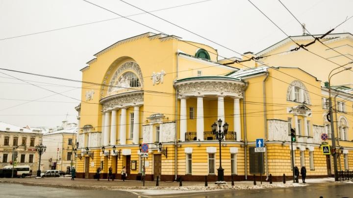 «Неужели и сквер снесут?»: ярославцев взволновала дальнейшая судьба площади Волкова