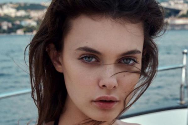 Лиза Адаменко - 20-летняя модель из Канска и бывшая жена топ-менеджера «Лукойла»
