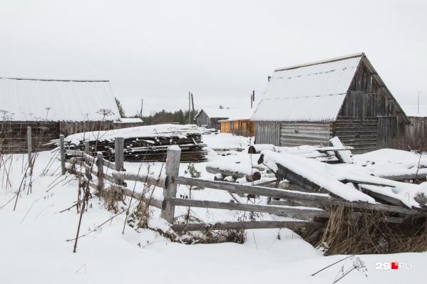 Владельцы домов в деревне Орлово добиваются ремонта местной дороги около 10 лет