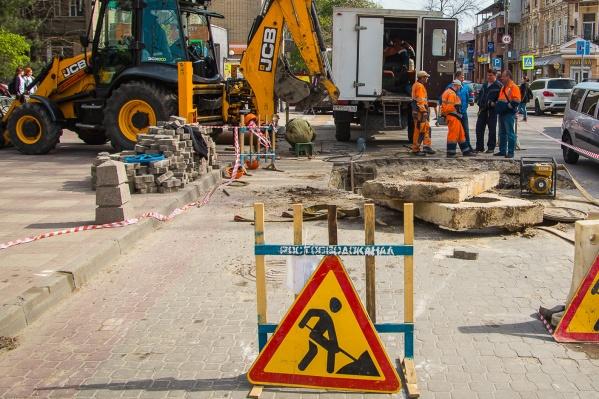 В ближайшее время отремонтируют 1,8 км аварийных участков.