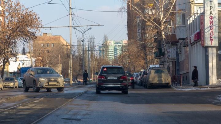 С гарантией пять лет: как в Самаре отремонтируют Арцыбушевскую и Мичурина