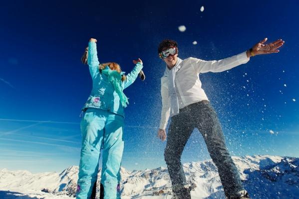 Кубок мира FIS по сноуборду стартует в России 7–8 декабря