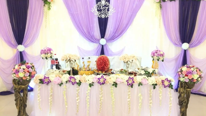 Свадьба за городом: где провести идеальный банкет до 200 гостей