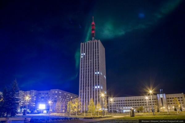 Архангельск — город, вполне пригодный для проживания. Так считает Михаил Шишов<br>