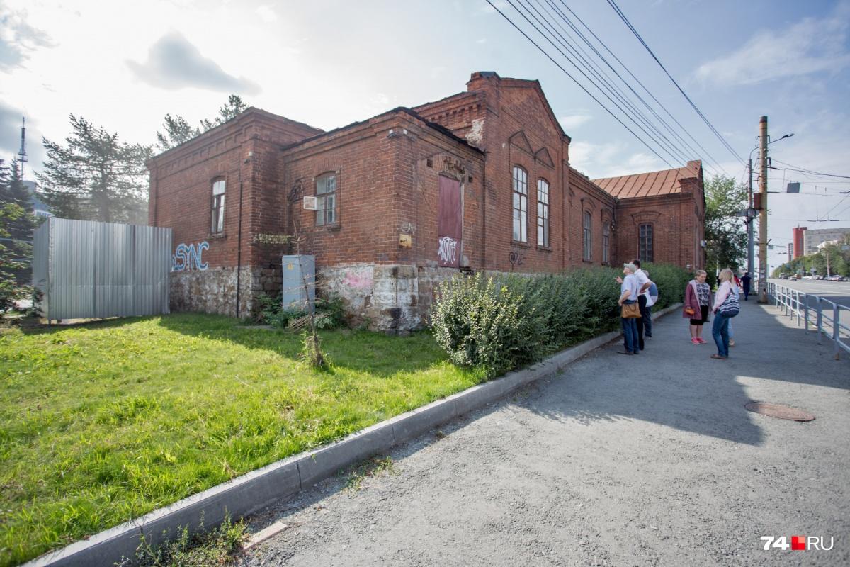 Здание было построено в 1901 году