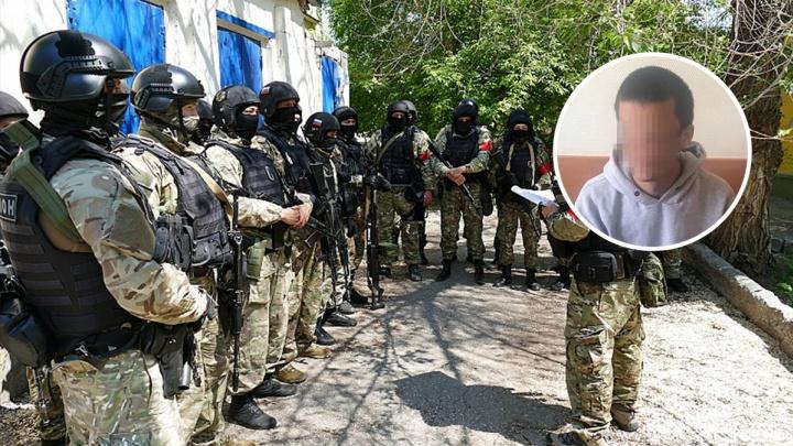 ФСБ задержала в Самаре иностранца, сбежавшего из своей страны с оружием