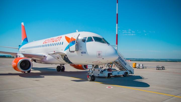 В сентябре возобновят рейсы из Ростова в Минеральные Воды