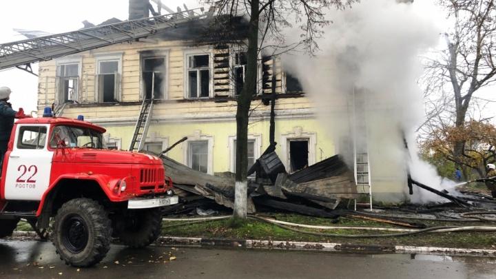 Пожар в Ростове 19 октября: появился список погибших и спасённых