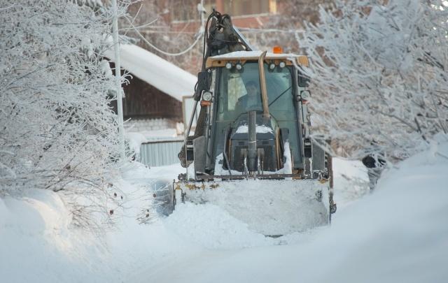 Где в Уфе уберут снег 20 марта