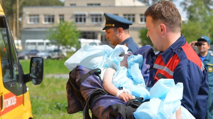 Диму Пескова, который 4 суток бродил в лесу, проверили на энцефалит