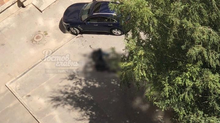 Ростовчанин разбился насмерть, выпав из окна