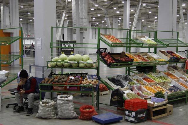 Оптовые продуктовые базы в новосибирске