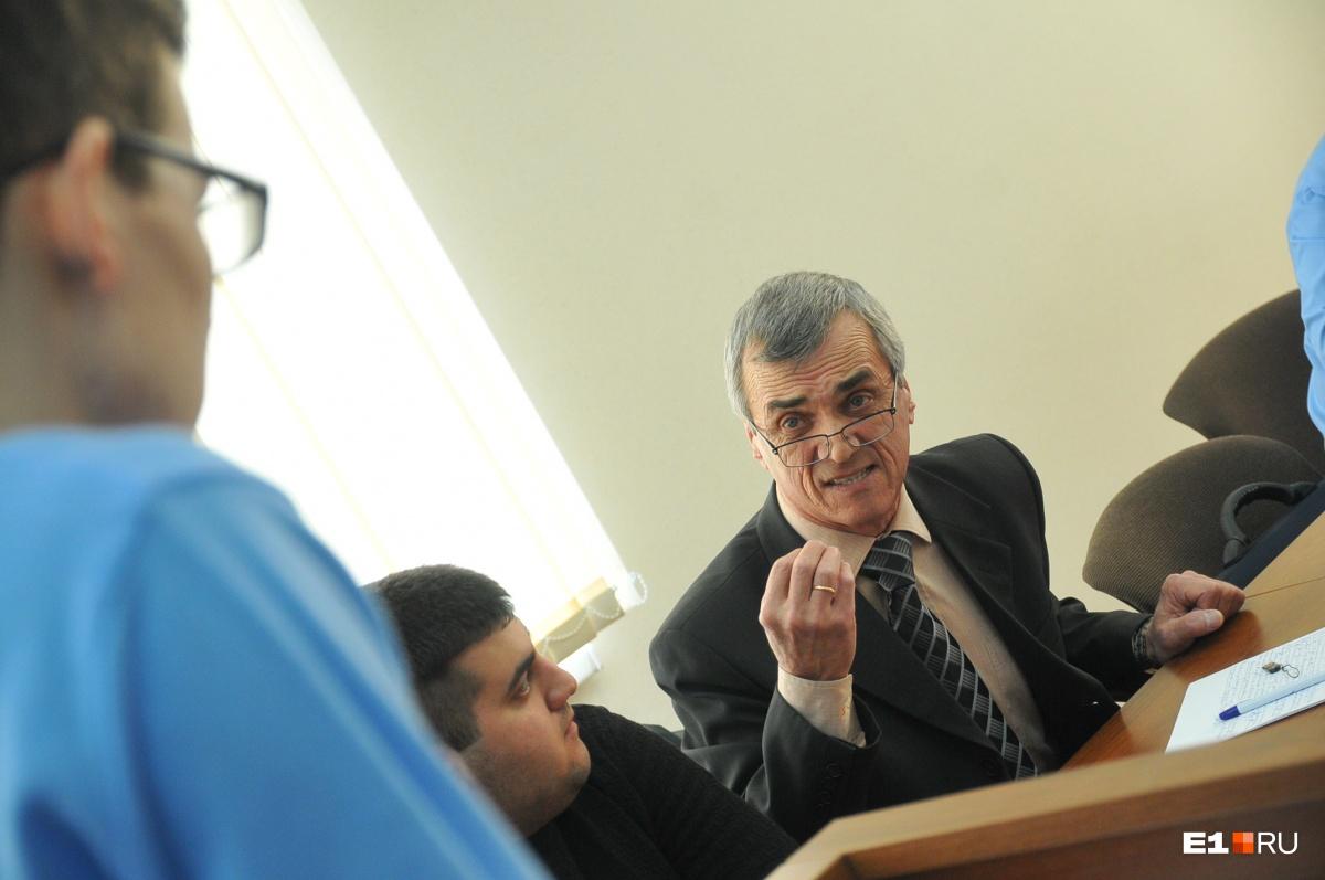 Адвокат Николай Колчанов