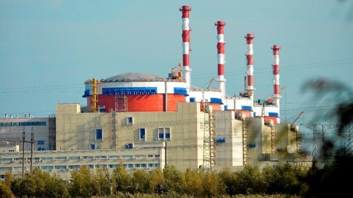 ЧП на Ростовской АЭС: три человека получили травмы