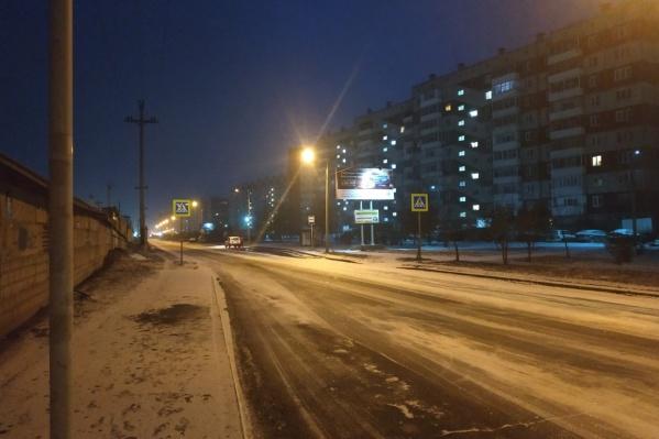 В середине ноября в Красноярске похолодает до –20