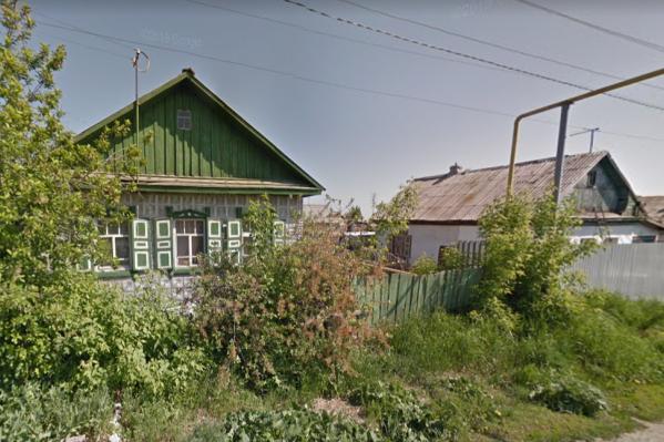 Трагедия произошла в частном доме в коркинском посёлке Роза