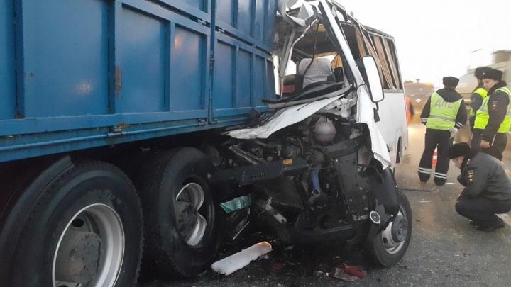 Водителя «Газели» признали виновным в гибели пяти человек под Азовом