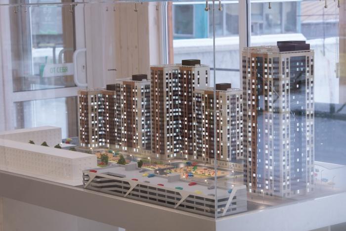 За 4 года в микрорайоне Ботанический построят большой квартал жилых высоток