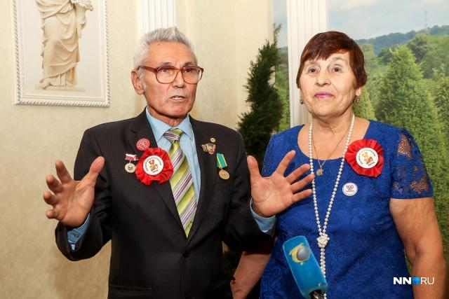 df9bd79818b7ada Семейная пара Ульяновых состоит в союзе дольше остальных гостей – 53 года!