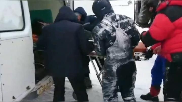 В Самарской области спасатели почти сутки искали заблудившуюся в поле женщину