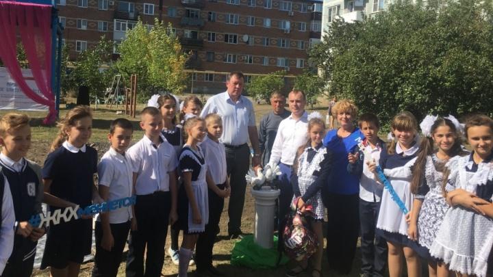 В Ростовской области за 16 млн рублей отремонтируют три двора, бульвар и голубятню