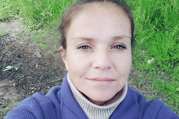 Женщина пропала 16 июня