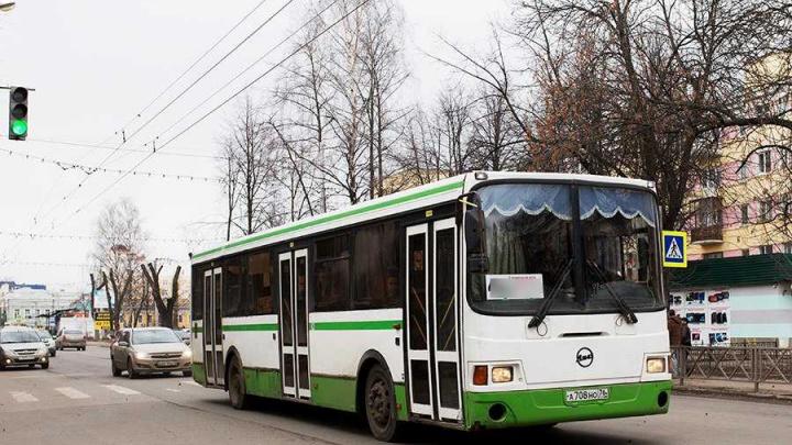 В Ярославле из-за забастовки водителей на маршруты не вышли пригородные автобусы