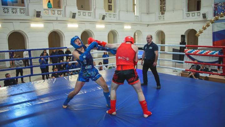 От самбо до капоэйры: на Дону прошли Всероссийские студенческие игры боевых искусств