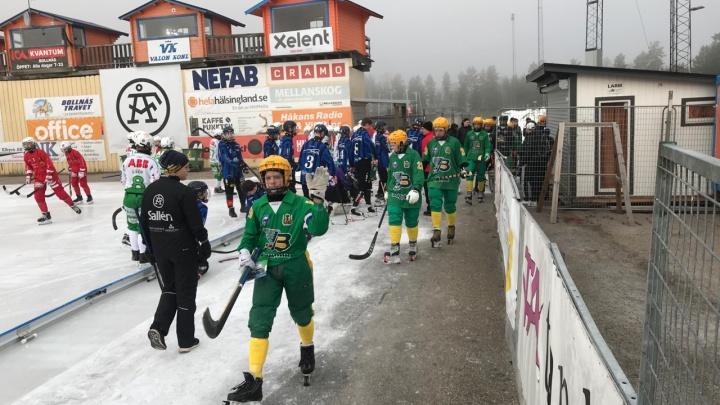 «Водник-2004» вышел в финал юношеского Кубка мира по хоккею с мячом