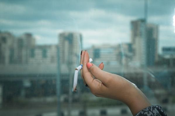 Большинство челябинцев против того, чтобы курильщиков штрафовали