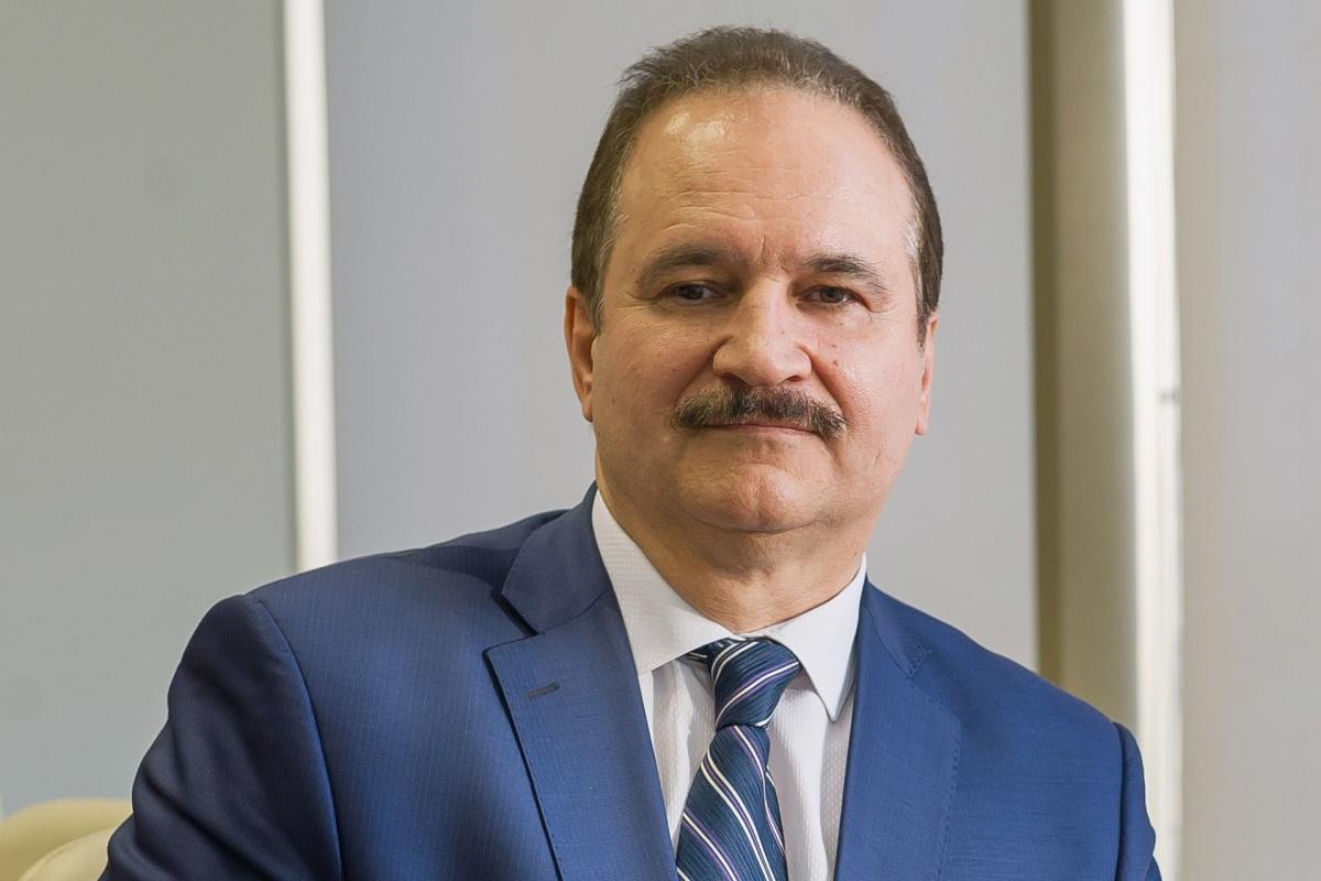 Управляющий ВТБ в Челябинской области Эдуард Громов